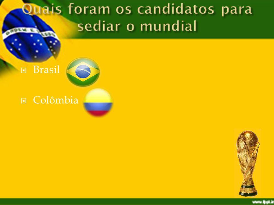 Brasil Colômbia