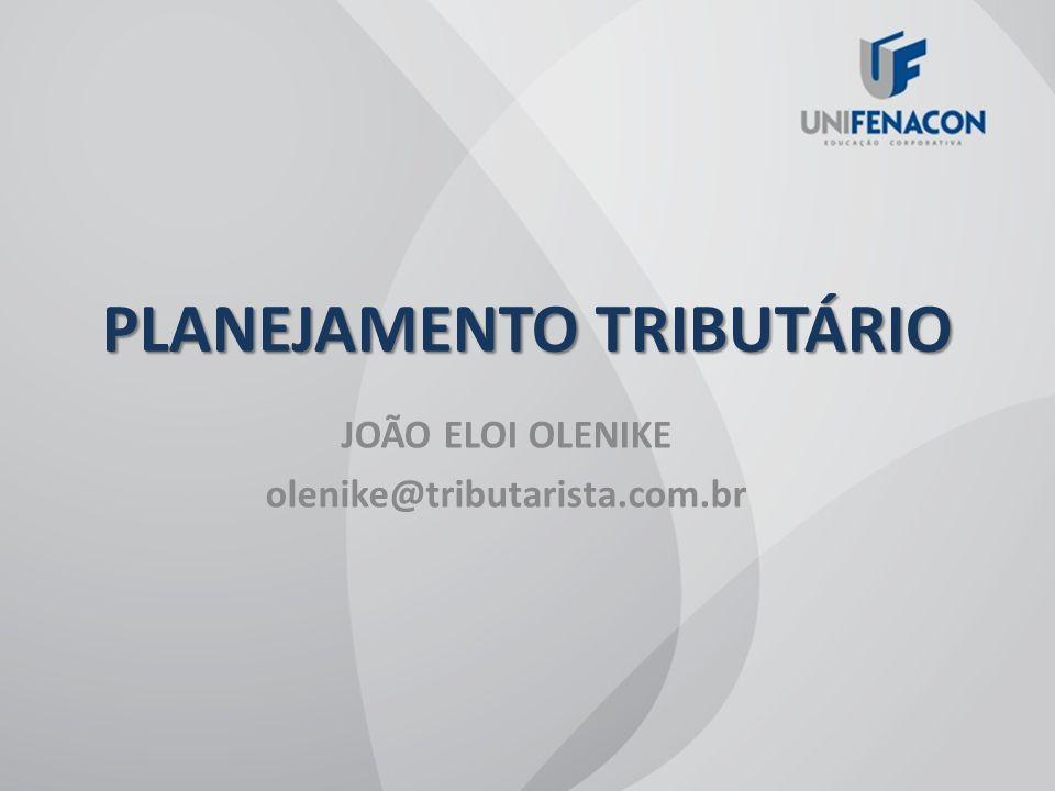 FINALIDADES DO PLANEJAMENTO TRIBUTÁRIO Evitar a incidência do imposto: tomam-se providências com o fim de evitar a ocorrência do fato gerador do tributo.