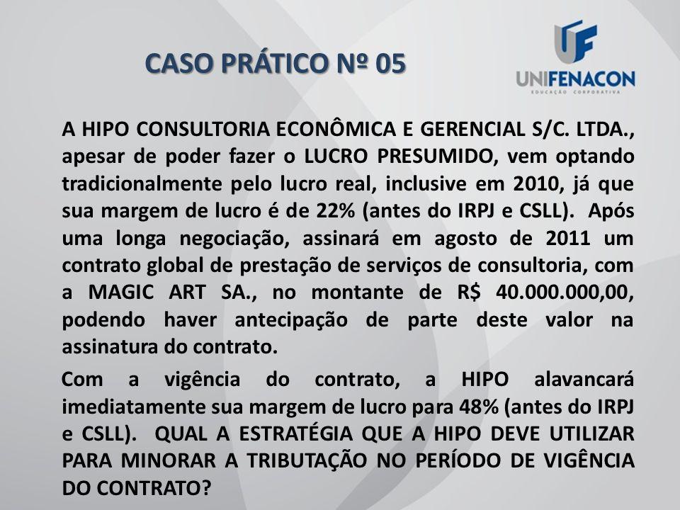PERMUTA DE SERVIÇOS RESOLUÇÃO CASO Nº 04