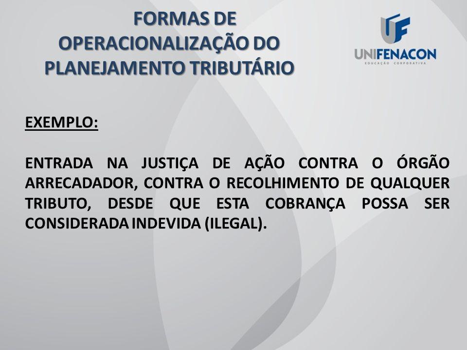 No âmbito do Poder Judiciário: Através de medidas judiciais, com o fim de suspender o pagamento (adiamento), diminuição da base de cálculo ou alíquota e contestação quanto à ilegalidade da cobrança.