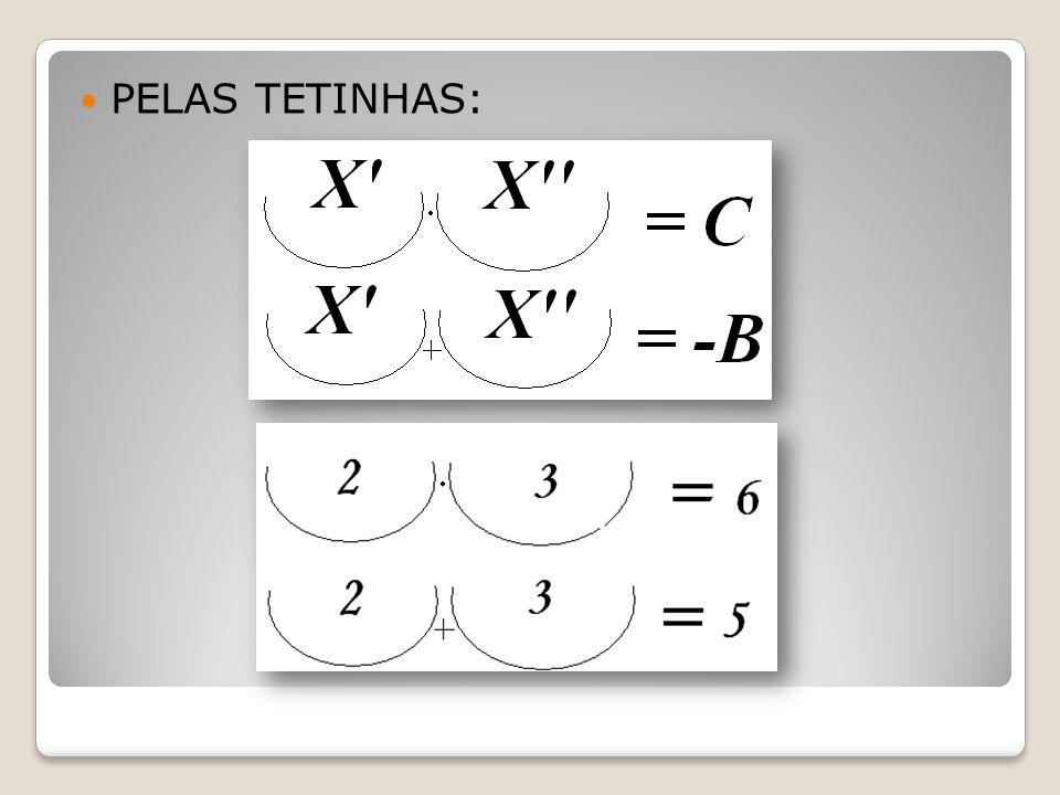 PELAS TETINHAS: