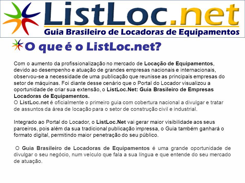 O que é o ListLoc.net.