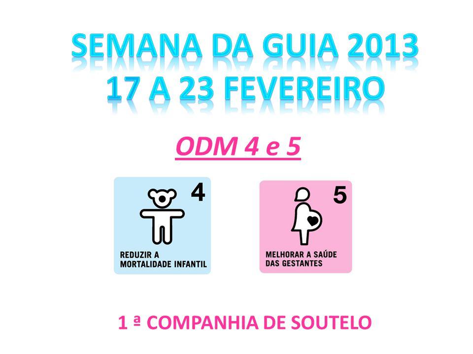 ODM 4 e 5 1 ª COMPANHIA DE SOUTELO