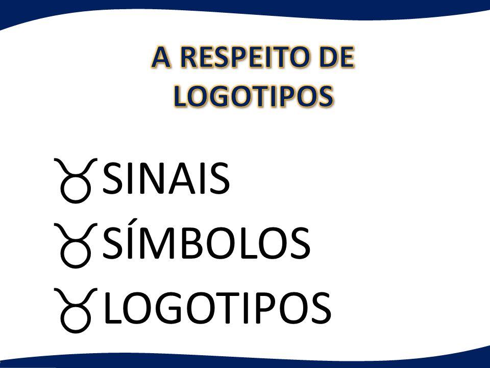 _SINAIS _SÍMBOLOS _LOGOTIPOS