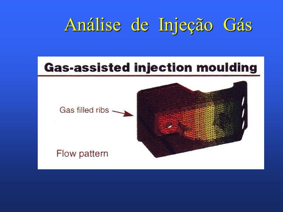 Análise de Injeção Gás