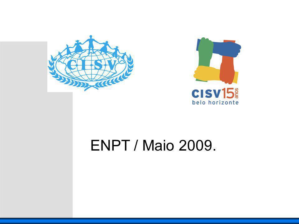 ENPT / Maio 2009.