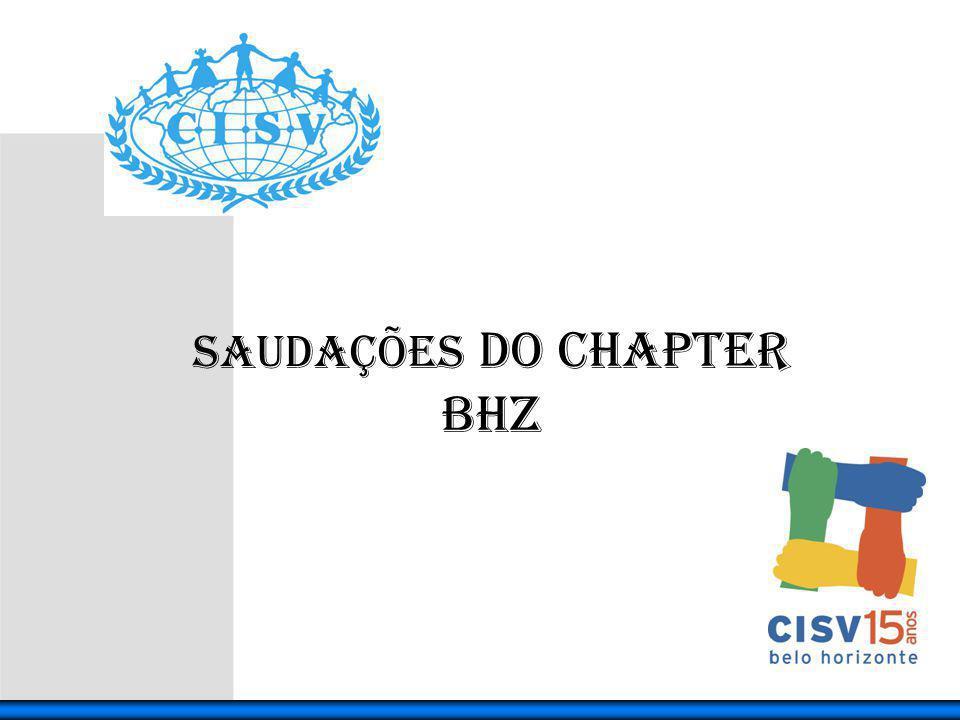 Saudações do Chapter BHZ