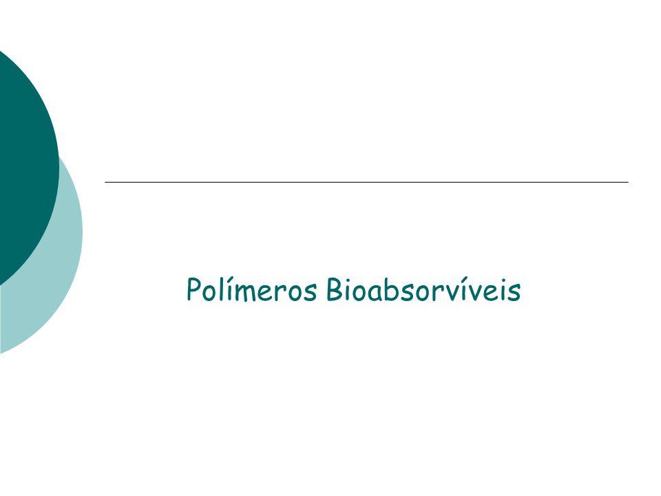 Polímeros Bioabsorvíveis