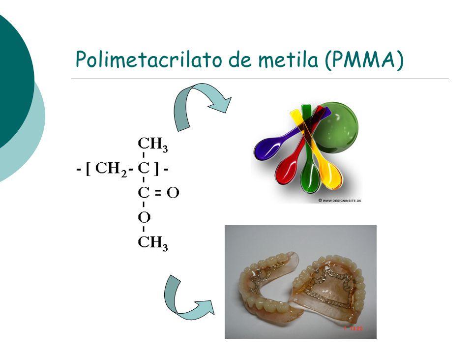 Polimetacrilato de metila (PMMA)