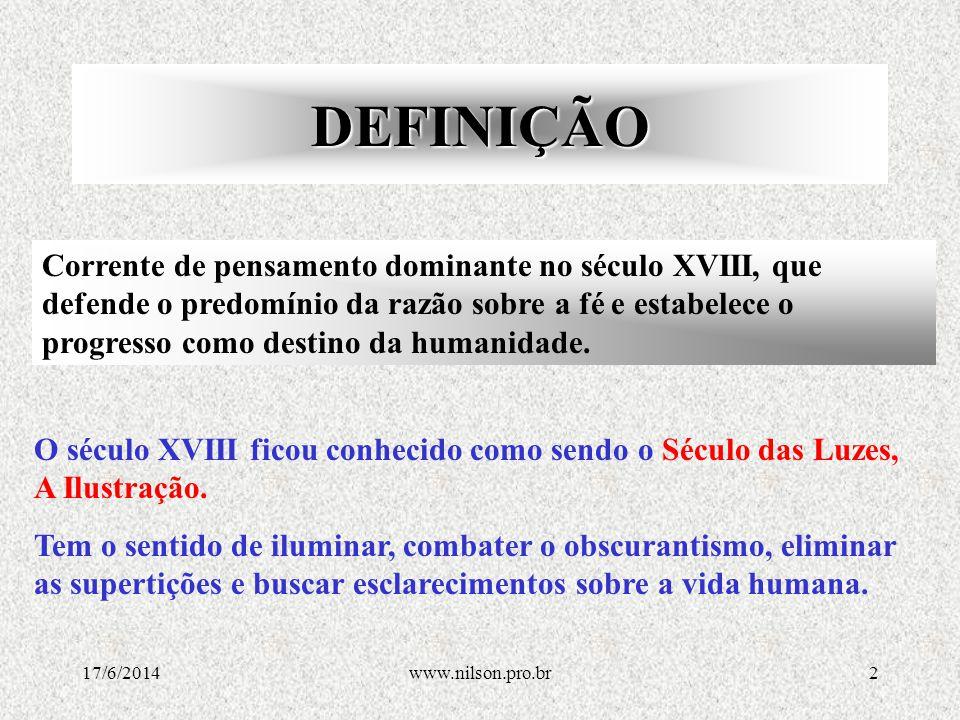www.nilson.pro.br 17/6/20141www.nilson.pro.br