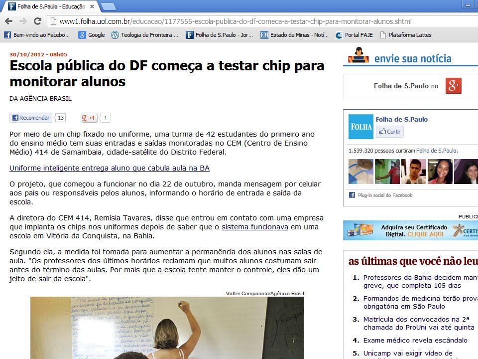 VISITE O MEU BLOG www.teologiadefronteira.wordpress.com Contato carlosbedri@terra.com.br