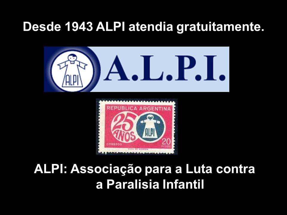 6.490 casos Diário CLARIN publicou: 60 ANOS – 60 FOTOS Ano 1956 – A Polio ataca o nosso país