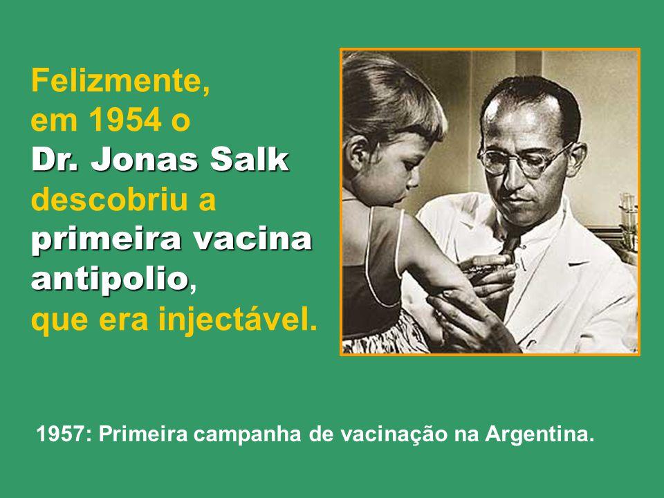 ALPI: Associação para a Luta contra a Paralisia Infantil Desde 1943 ALPI atendia gratuitamente.