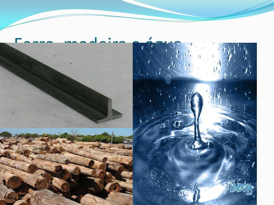 Ventilação: passa-se pela mistura uma corrente de ar e este arrasta o mais leve.