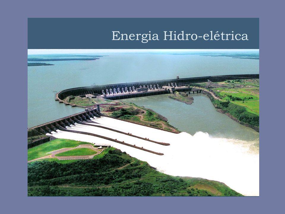 Energia Hidro-elétrica