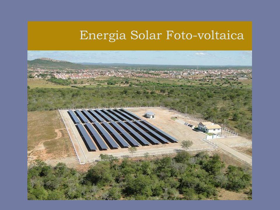 Energia Solar Foto-voltaica