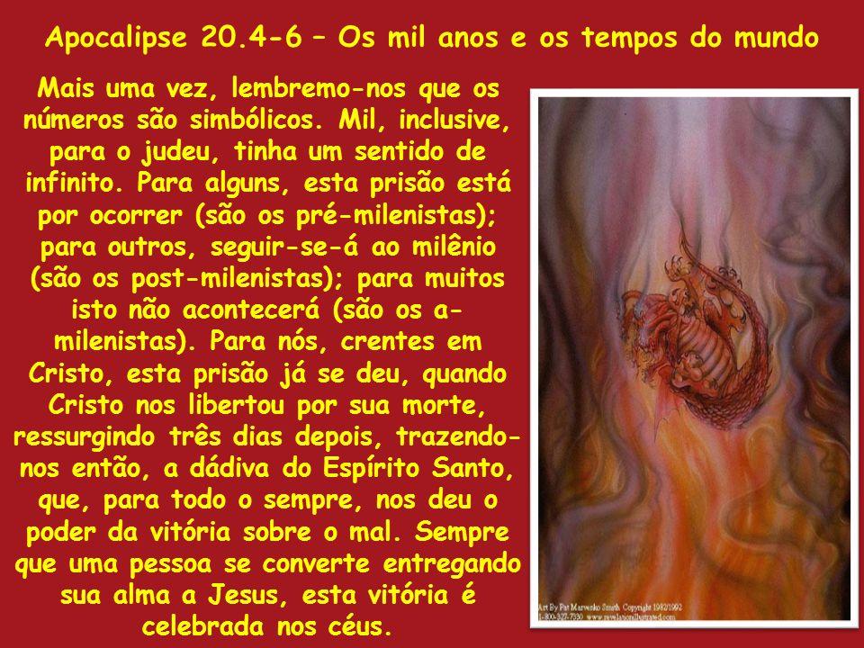 Apocalipse 21.9-15 – A nova Jerusalém Afinal, surge a cidade de Deus, a cidade santa.