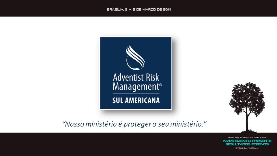 Nosso ministério é proteger o seu ministério.