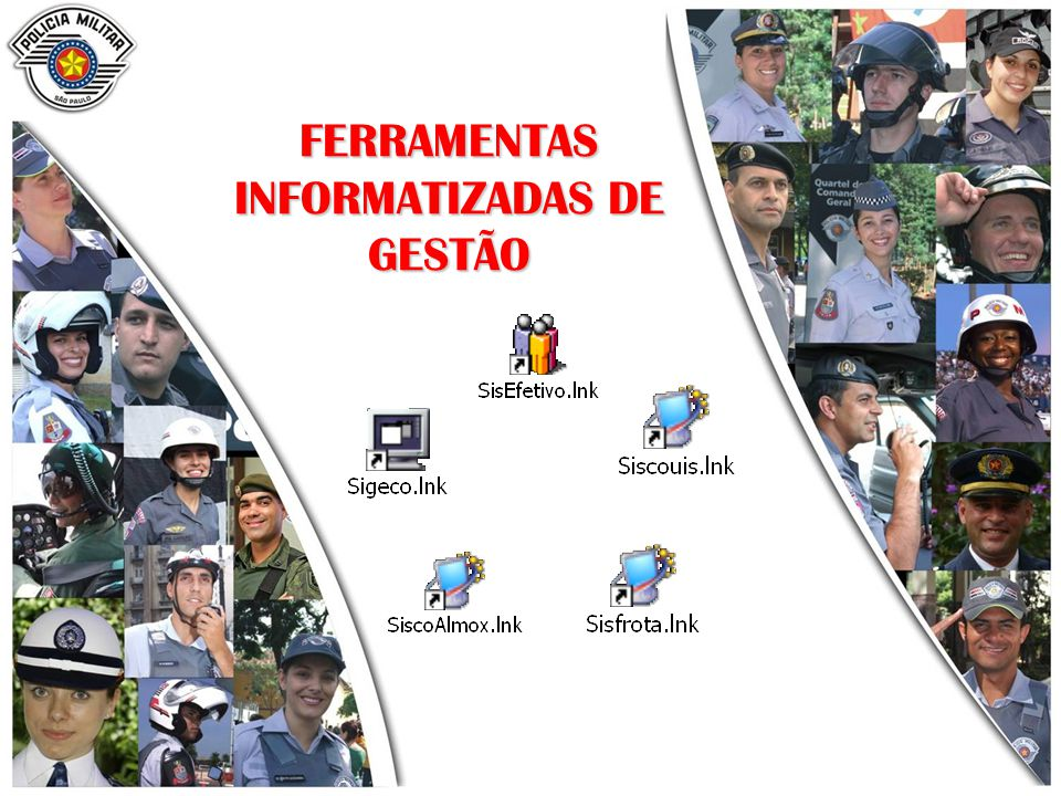 FERRAMENTAS INFORMATIZADAS DE GESTÃO