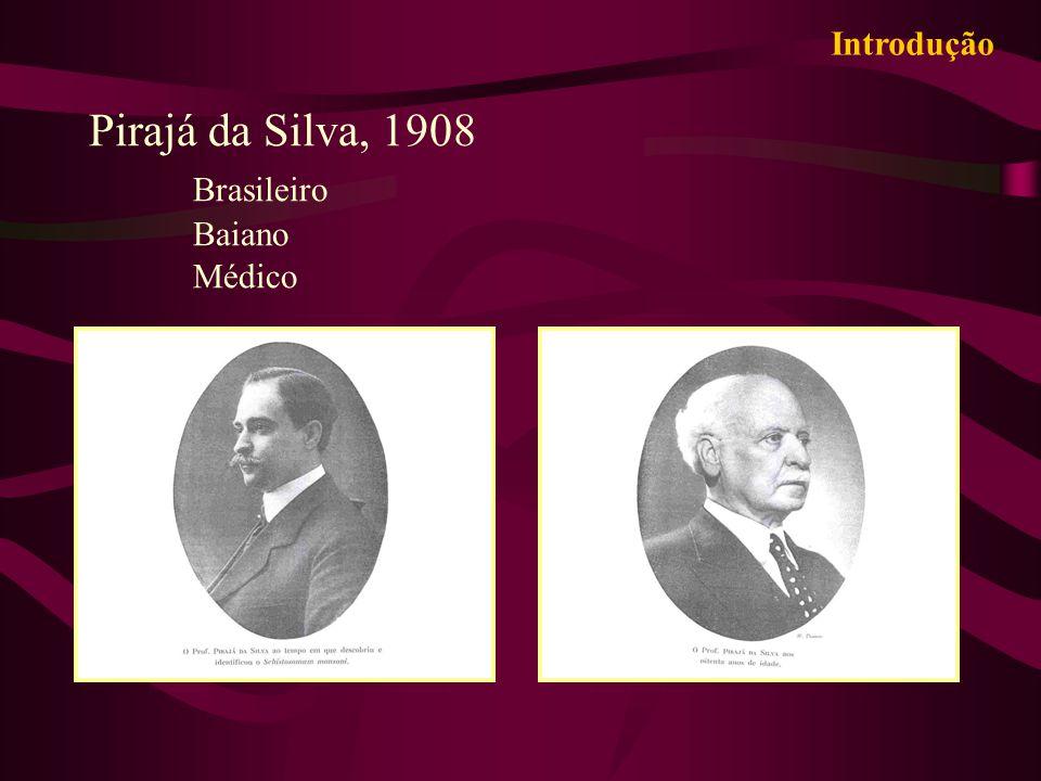 Pirajá da Silva, 1908 Brasileiro Baiano Médico Introdução