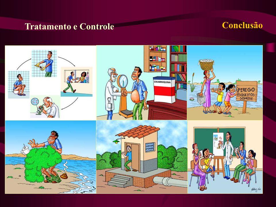 Tratamento e Controle Conclusão