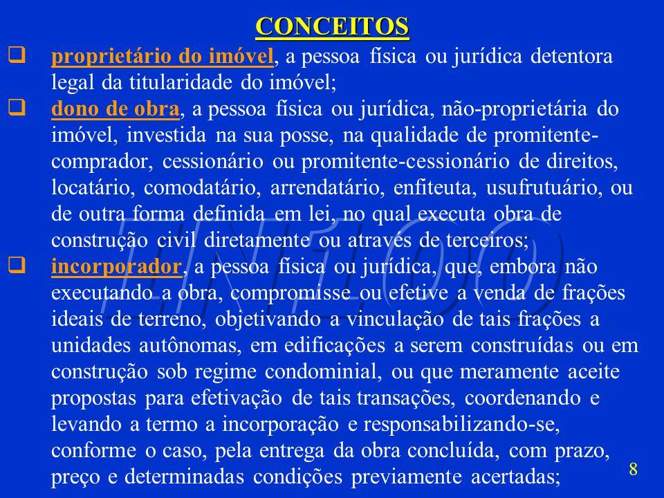 SEM MÃO-DE-OBRA REMUNERADA (Art.