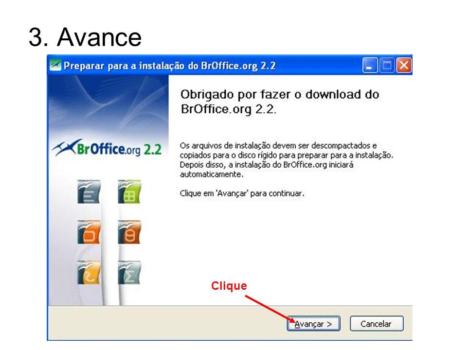 3. Avance Clique