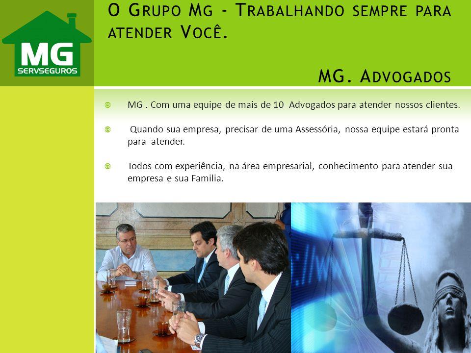 MG. Com uma equipe de mais de 10 Advogados para atender nossos clientes. Quando sua empresa, precisar de uma Assessória, nossa equipe estará pronta pa