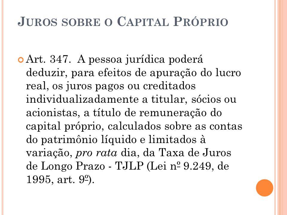 I NCENTIVOS F ISCAIS PROUNI – Isenção IRPJ, CSSL, PIS e COFINS.