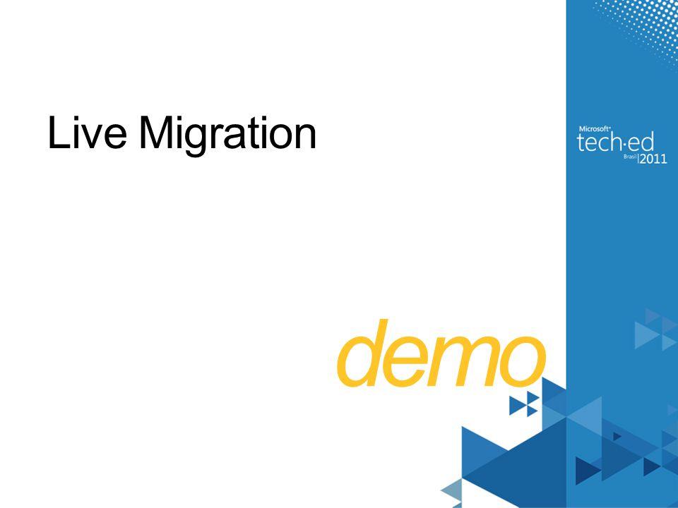 demo Live Migration