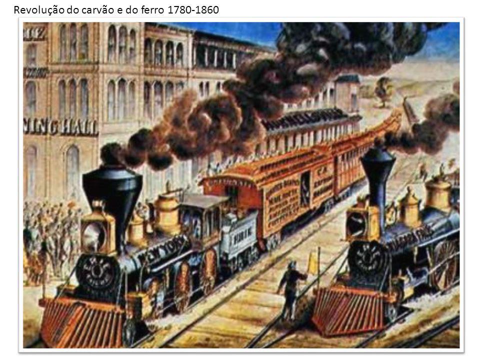 Revolução do carvão e do ferro 1780-1860