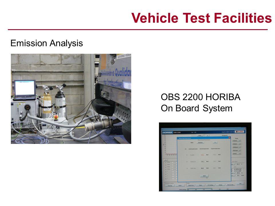 Engine Test Facilities AVL APA 404/8 (440 kW, 8.000 RPM, 2000Nm)