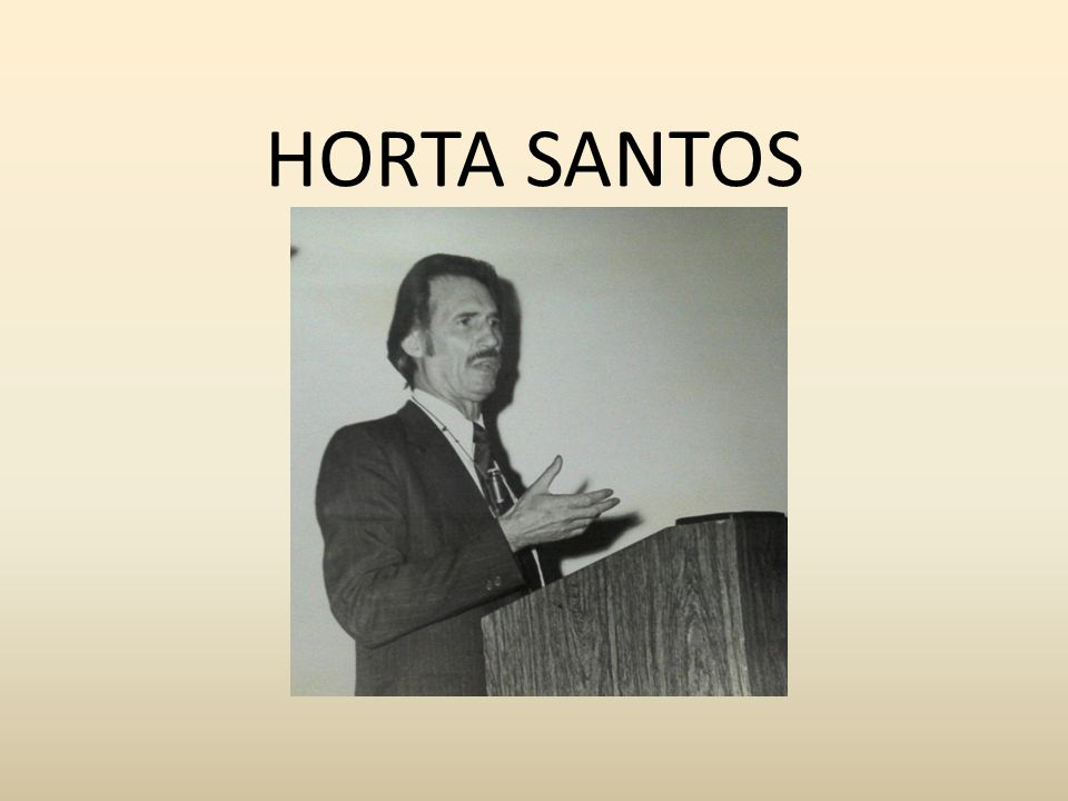 HORTA SANTOS
