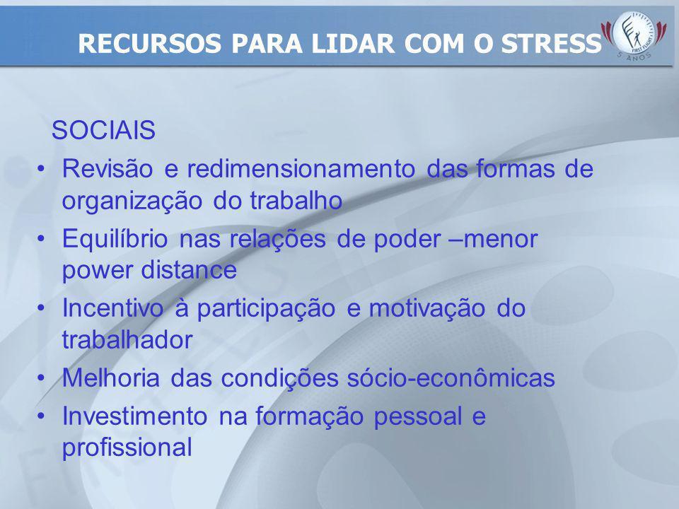 Psicoterapia Autoconhecimento Reconhecimento de limites Assertividade nos relacionamentos Reorganização das atividades Redimensionamento de metas Psíq
