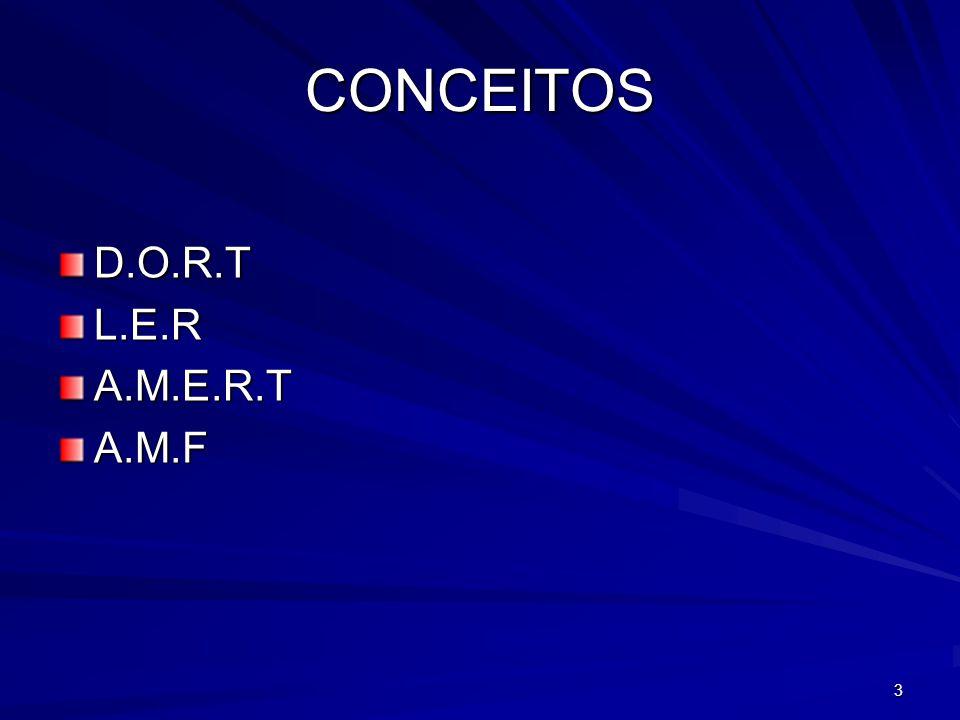 3 CONCEITOS D.O.R.TL.E.RA.M.E.R.TA.M.F
