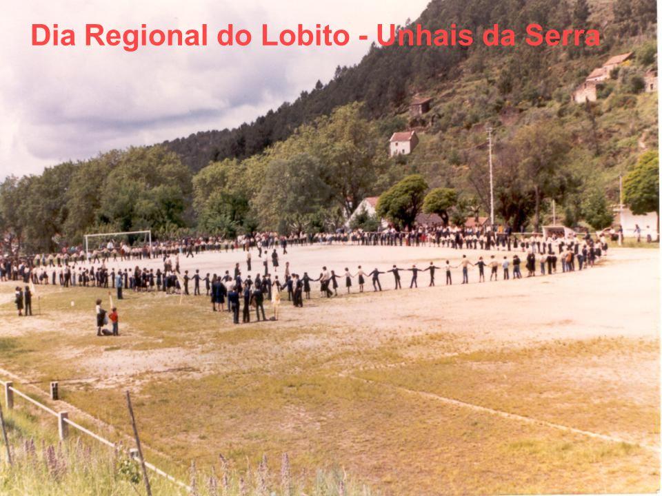 Dia Regional do Lobito - Unhais da Serra