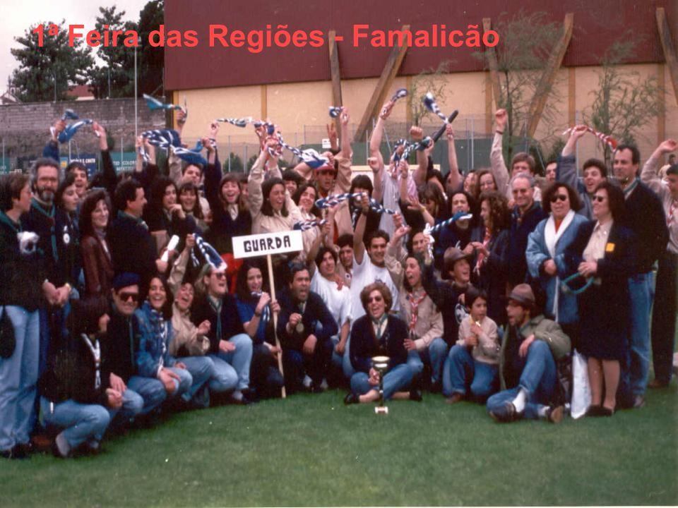 1ª Feira das Regiões - Famalicão