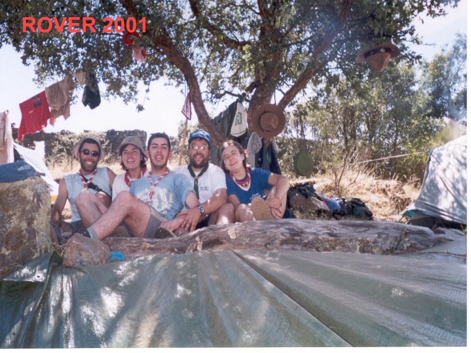 ROVER 2001