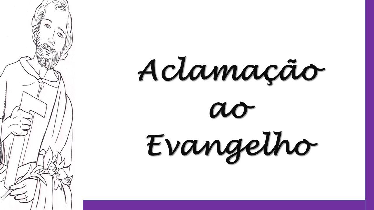 AclamaçãoaoEvangelho
