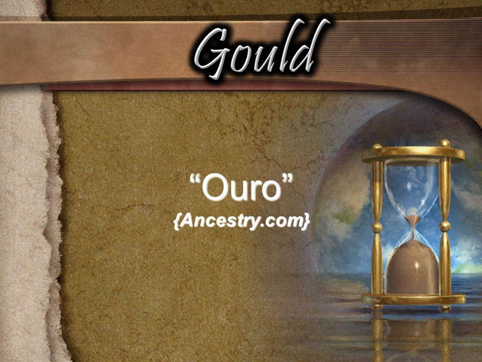 Ouro{Ancestry.com}
