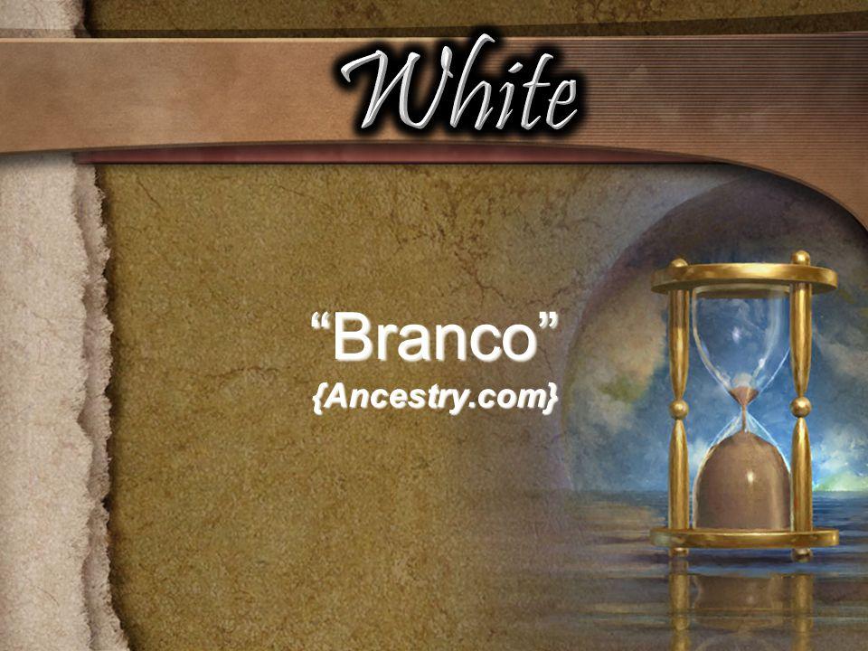 Branco{Ancestry.com}