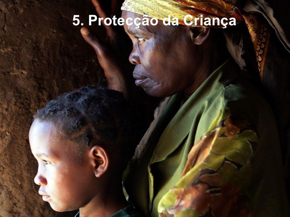 5. Protecção da Criança