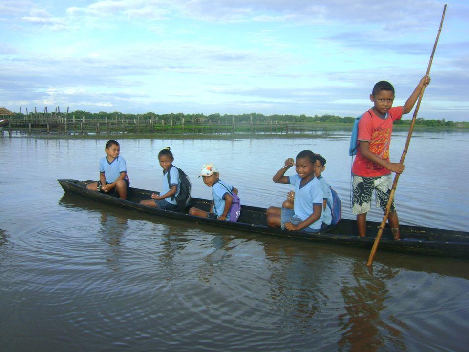 Projets pour le peuple Amazonien de lIle « do Marajó » Éducation et Civisme: Bibliothèque Kurumim, Combattre lanalphabétisme, lillettrisme.