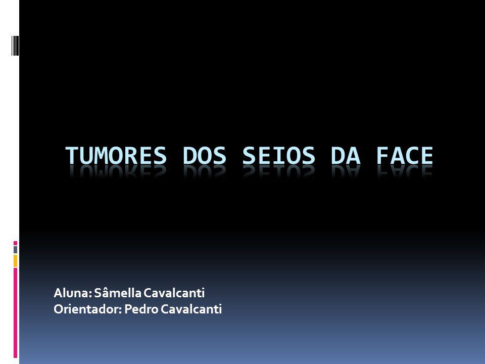 Aluna: Sâmella Cavalcanti Orientador: Pedro Cavalcanti