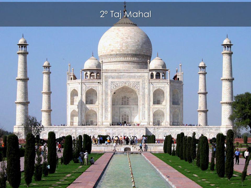 2º Taj Mahal