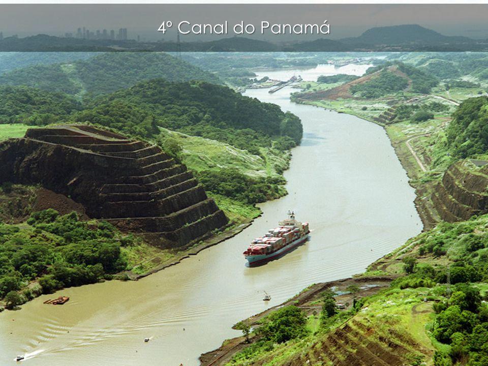 4º Canal do Panamá