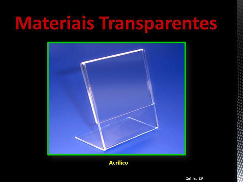 Estrutura do Vidro Química 12º Vidro com sílica + quartzo Mineral de quartzo