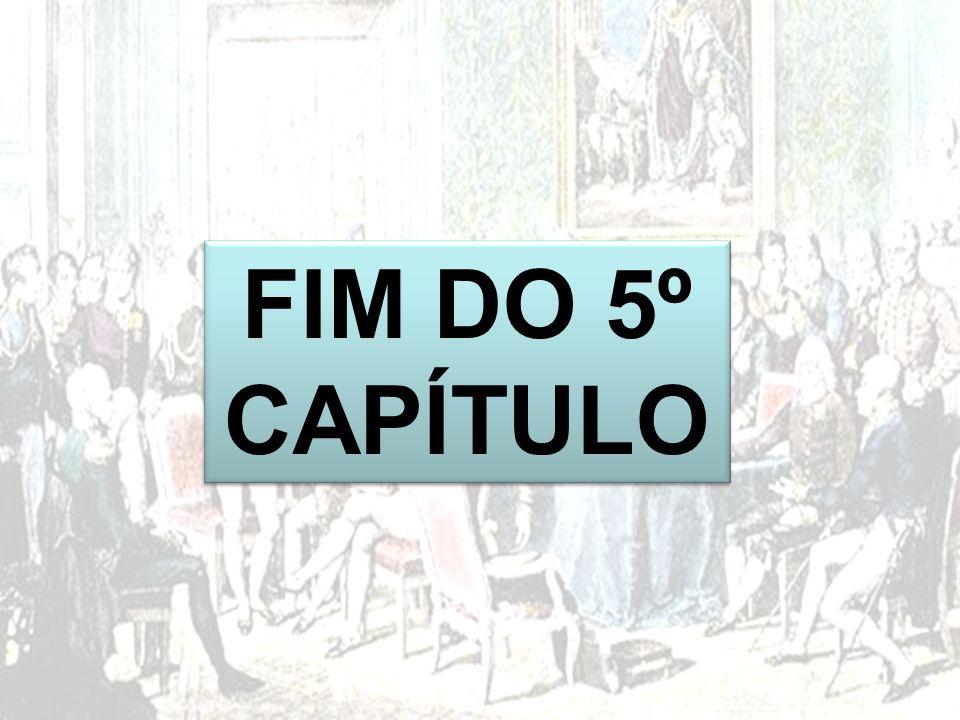 FIM DO 5º CAPÍTULO
