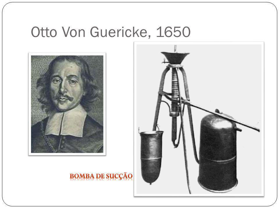 Otto Von Guericke, 1650