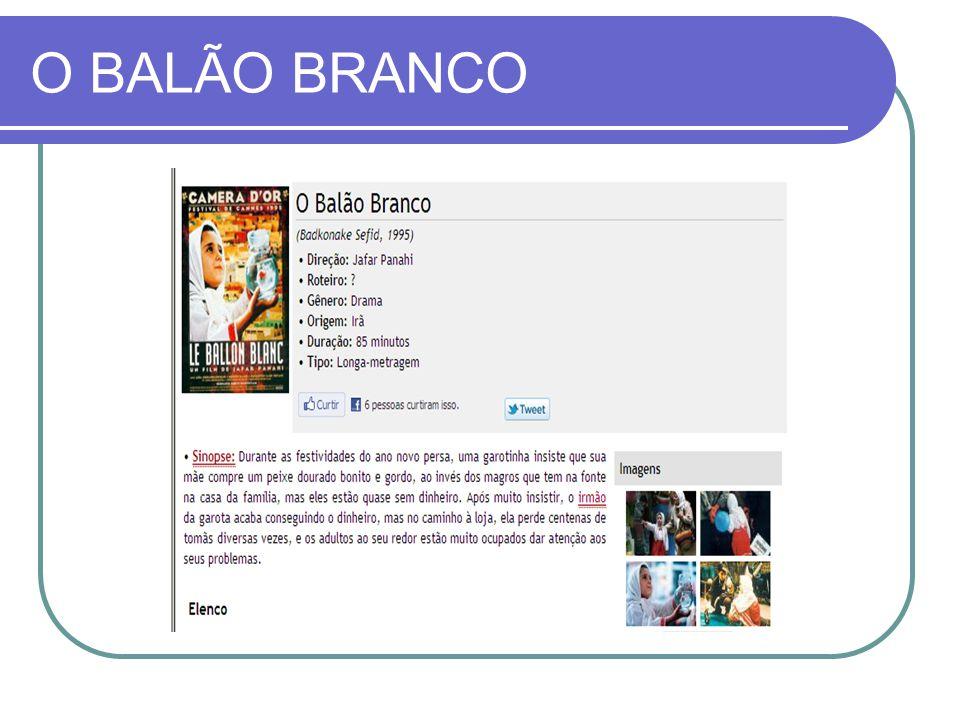 O BALÃO BRANCO